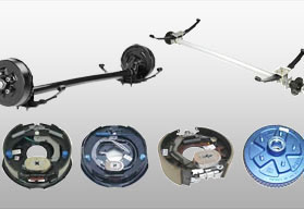 Light Trailer Parts
